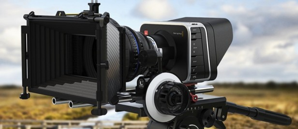 s16 BlackMagic HD camera