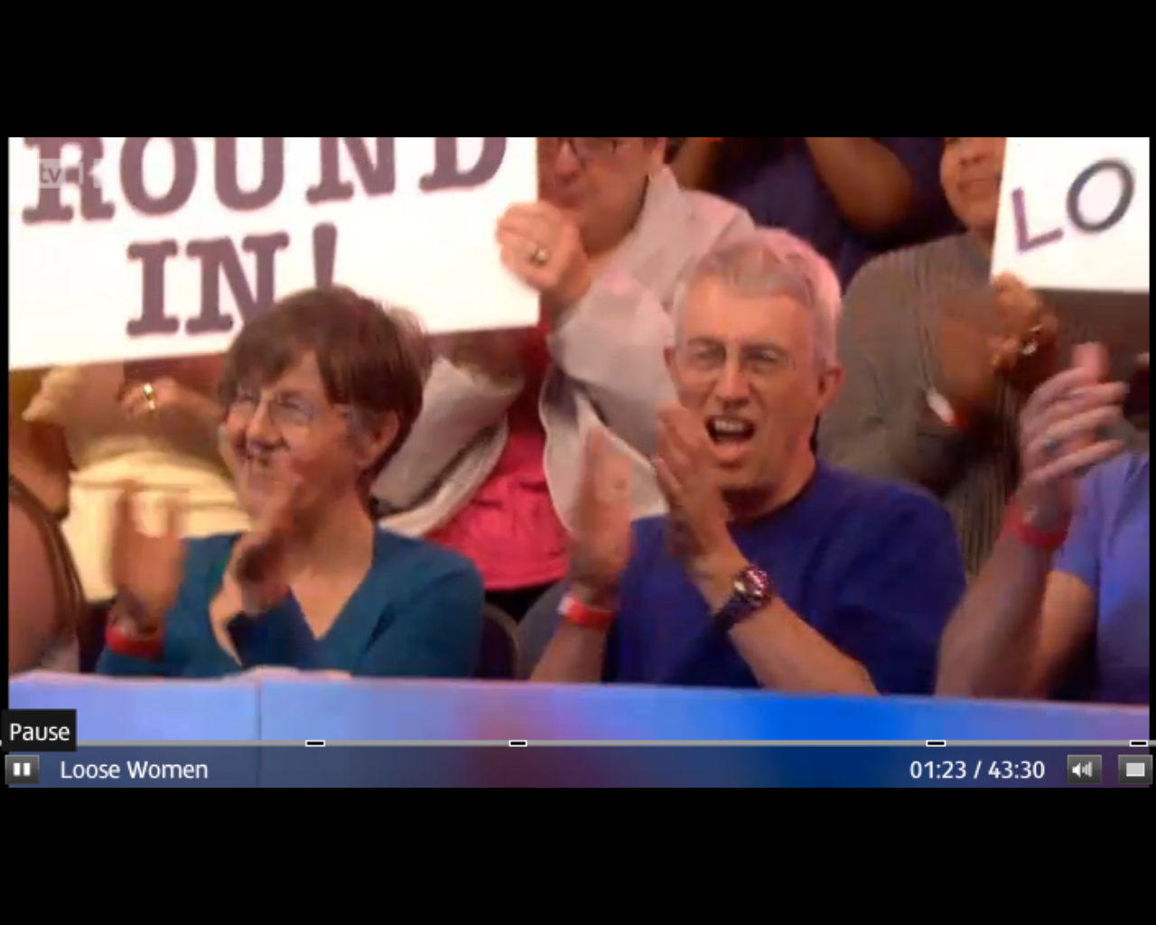 ITV Loose women audience